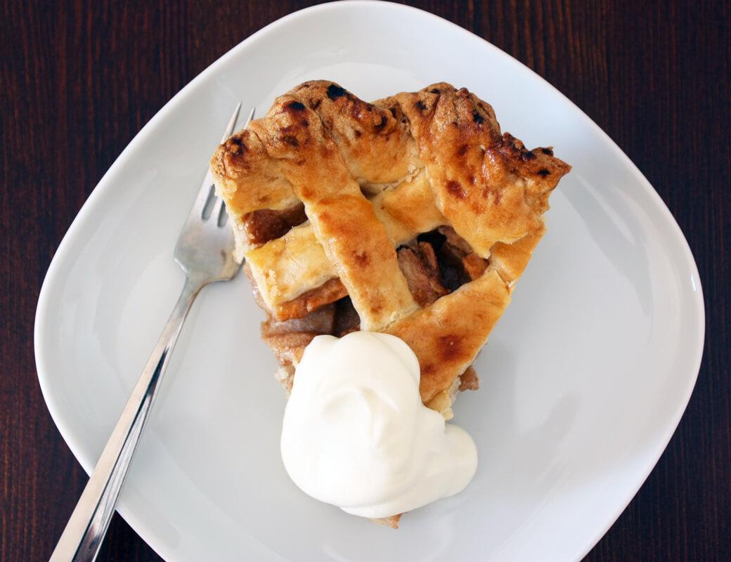 Rezept für Pie, Quiche und Tarte Mürbteigbasis
