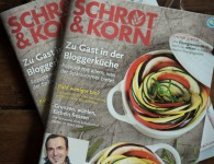 Foodstrecke in der Schrot & Korn {flowers on my plate}