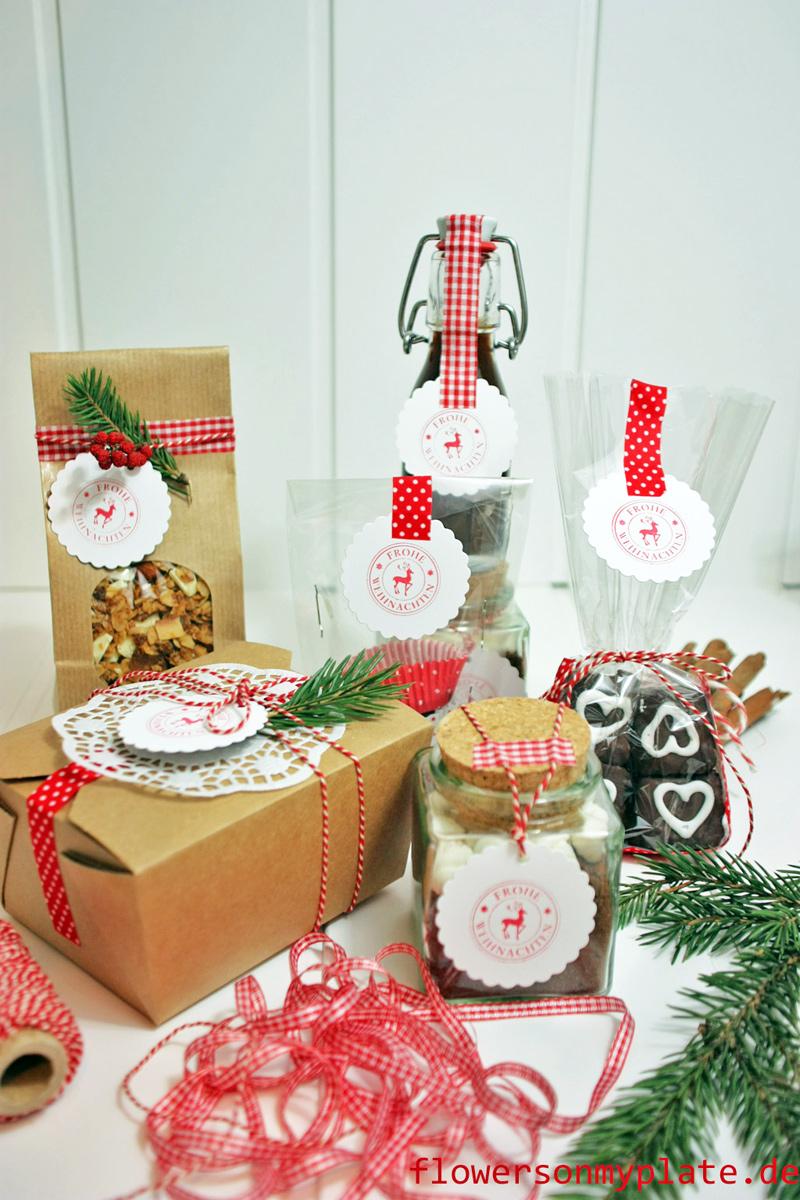 Weihnachtsgeschenke-aus-der-Küche-flowers-on-my-plate