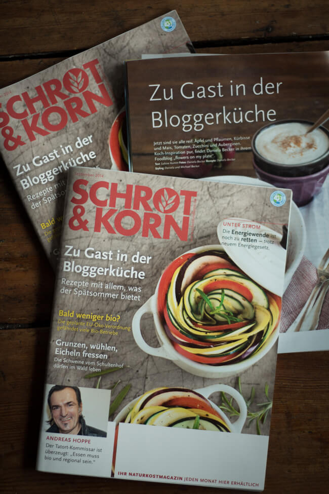 Foodstrecke in der Schrot & Korn {flowers on my plate}-4
